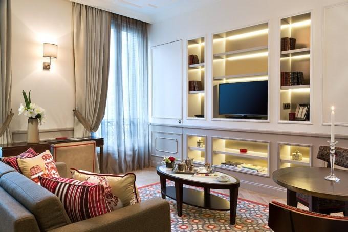 Relooking luxe des Citadines Suites