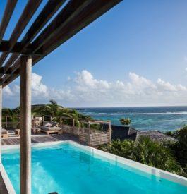 Rester dans des villas de luxe à St Barthelemy