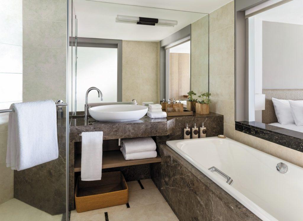 salle de bain Touesrrok