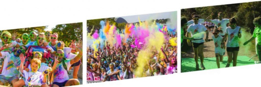 Color me Rad, la Holy course en France