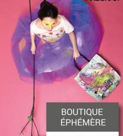 Boutique éphémère de made in Toulouse