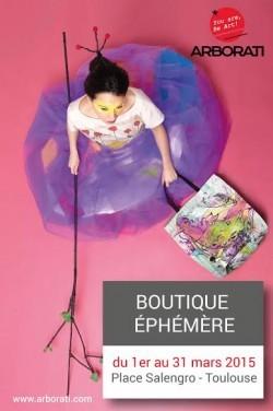 Le made in Toulouse dans une boutique éphémère