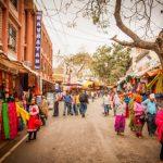 Voyage en Inde à Pushkar, Hippie City