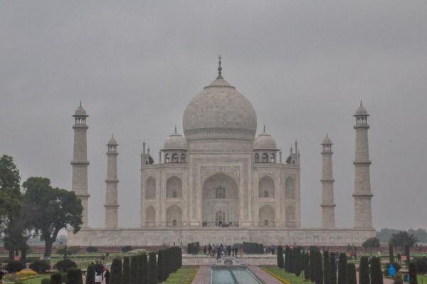 Voyage en Inde : Arrivée à Agra