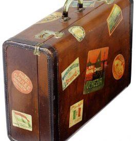 Avoir des valises en sécurité