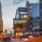 Inauguration du Whitney Museum of American Art