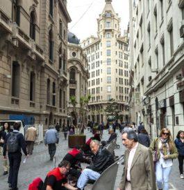 Boire un verre à Santiago de Chile