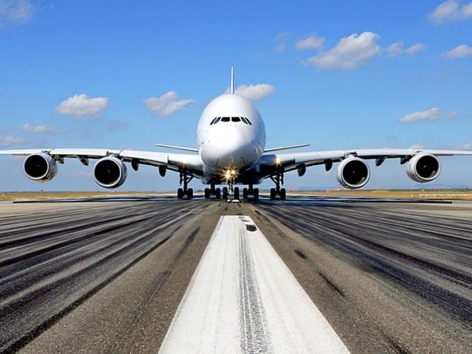 Voyager en A380