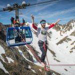 Profiter de l'équilibre dans les airs au Pic du Midi