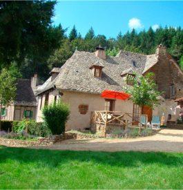 Séjourner au Gite du Canthomerle dans l'Aveyron