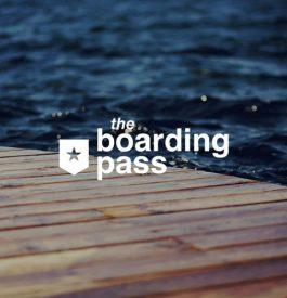 Boarding pass pour un week-end