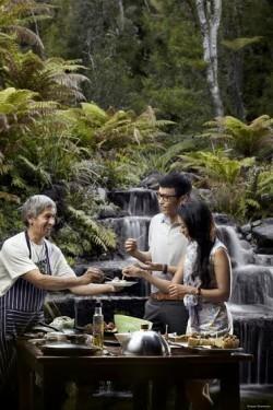 Gastronomie en Nouvelle Zélande