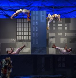 Direction l'Andorre pour voir le show du cirque du Soleil