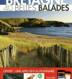 Le must à lire : Bretagne, 40 belles balades