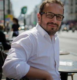 Rencontre avec l'auteur Nicolas Cabos