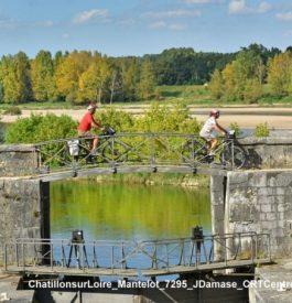 Partir à vélo en Loire