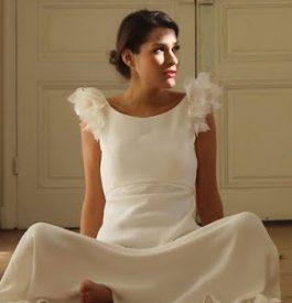 Le sur mesure signé Bérengère Cardera avec des Robes de mariée