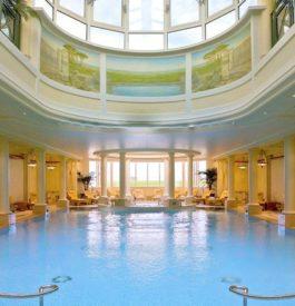 Instant cocooning au spa de l'hôtel du Palais Biarritz