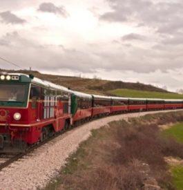 Visitez l'Espagne en train