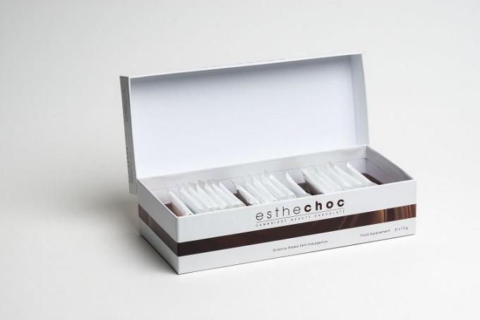 Esthechoc, chocolat et nutricosmétique
