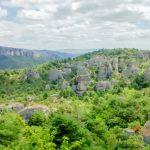 Partir en vacances à Montpellier le Vieux, le « Bryce Canyon » à la française