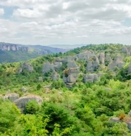Montpellier le Vieux, le « Bryce Canyon » à la française