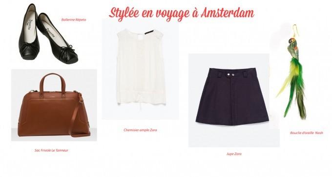 Quoi emporter pour un voyage à Amsterdam ?