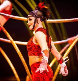 Spectacle grandiose du Cirque du Soleil à Puertaventura