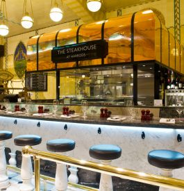 The Steakhouse at Harrods à Londres