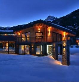 Découvrir 5 chalets alpins d'exception