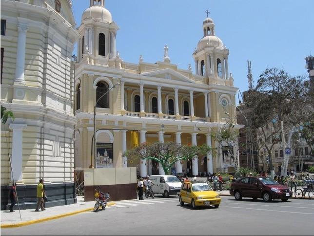 trésors - nord du Pérou