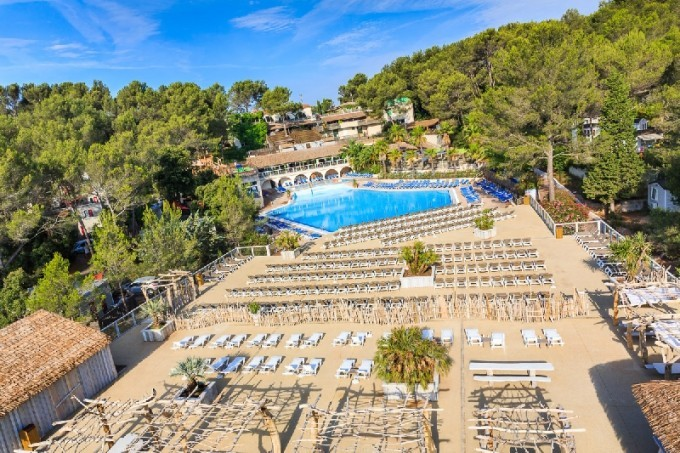 Camping Holiday Green de Fréjus