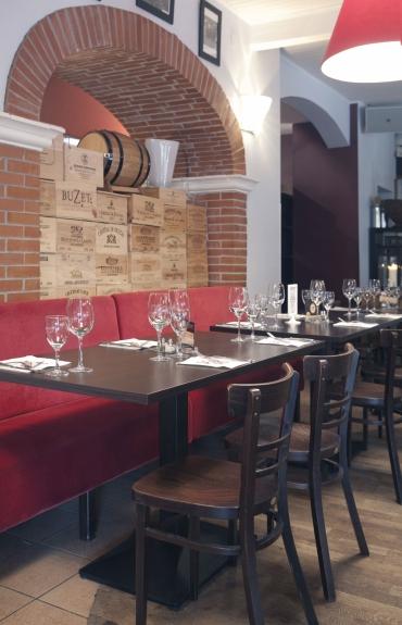Toulouse : le Restaurant La Pergola Lardenne