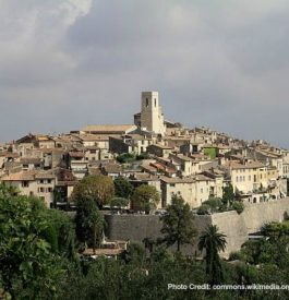 Un week-end romantique à Saint-Paul-de-Vence