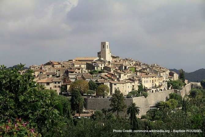 week-end - Saint-Paul-de-Vence