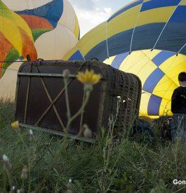 Vol en montgolfière dans le Gard