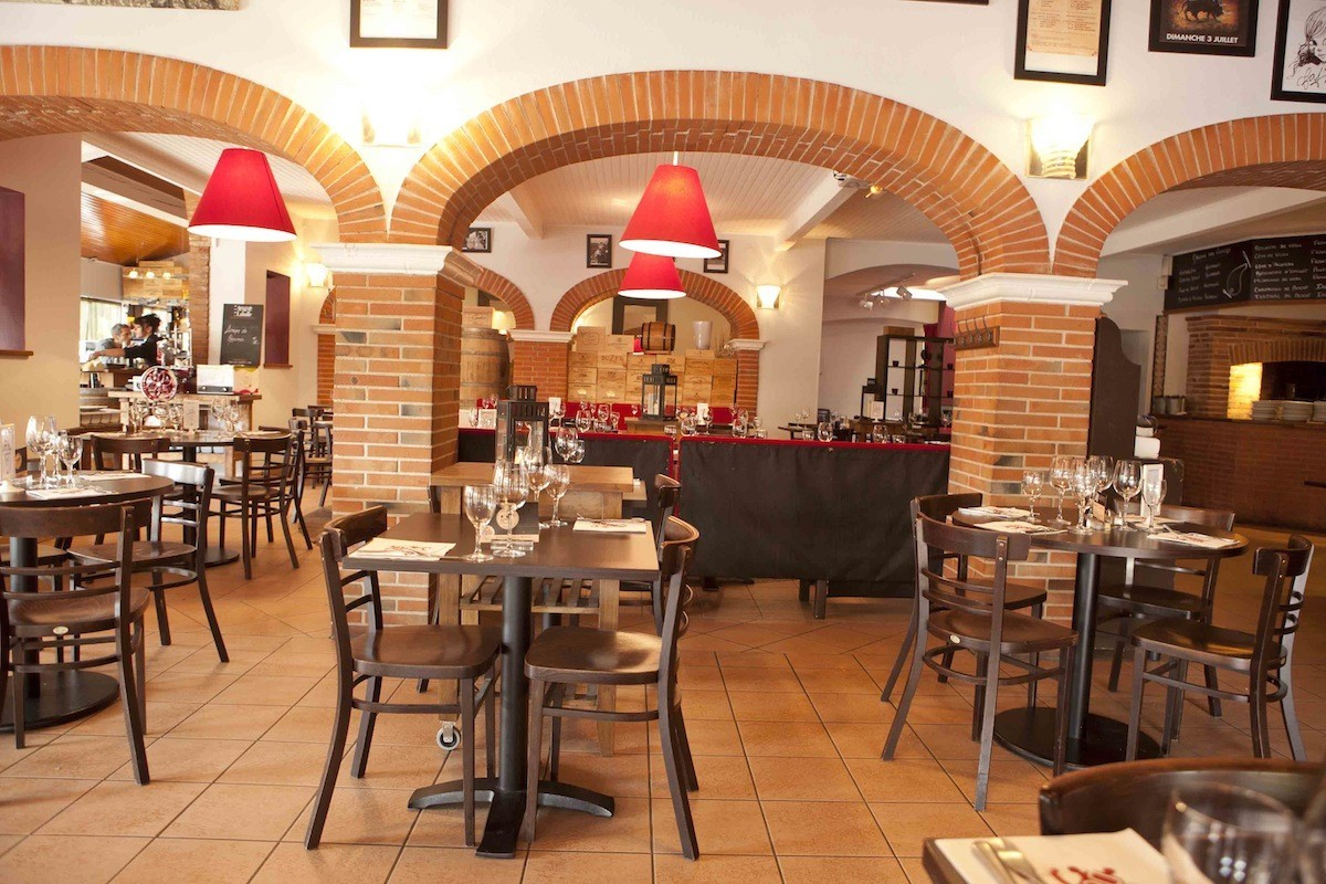 pergola restaurant toulouse