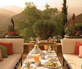 Rester au riad El Fenn à Marrakech