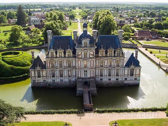 Les 25 plus beaux Châteaux de Normandie