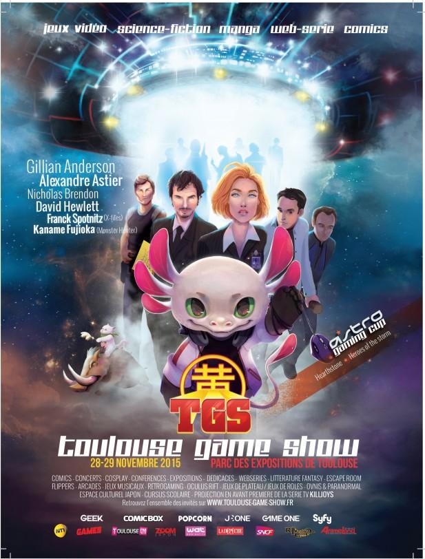 Action au Toulouse Game Show
