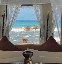 Court-séjour au Banyan Tree Vabbinfaru aux Maldives
