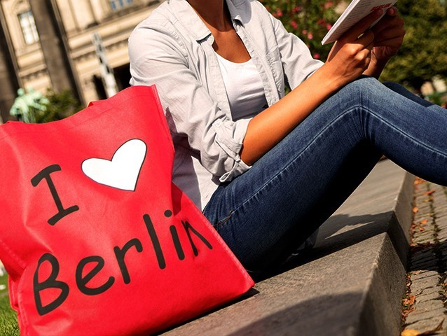 Quoi emporter - voyage à Berlin