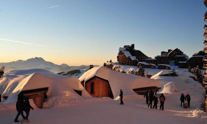Station de ski - Avoriaz