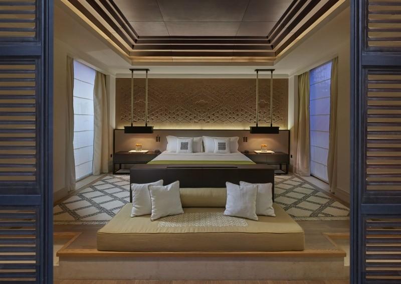 Chambre Mandarin Oriental Marrakech