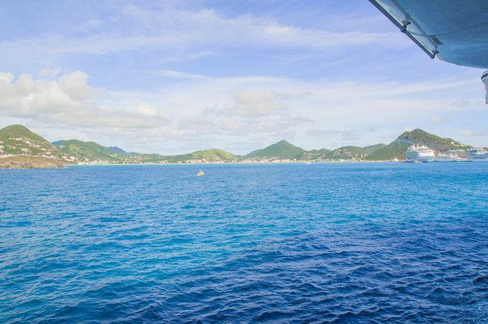 L'île de Saint Martin