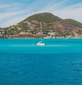 Terminer une croisière costa à Saint Martin