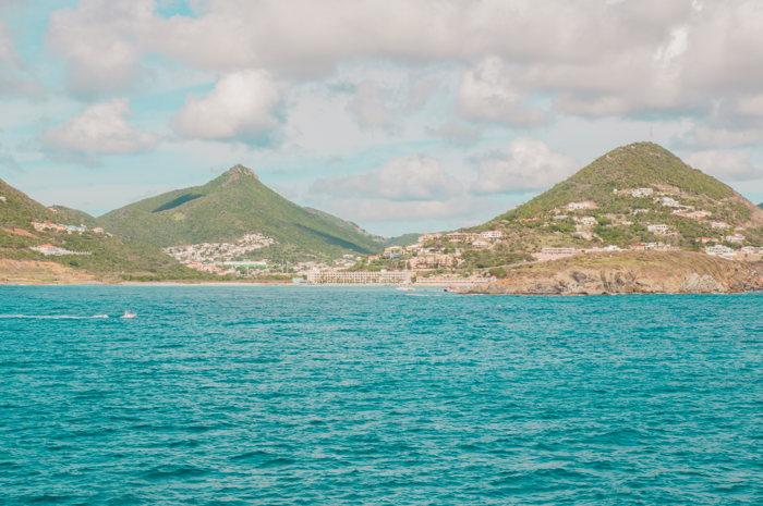 Saint Martin - costa croisières