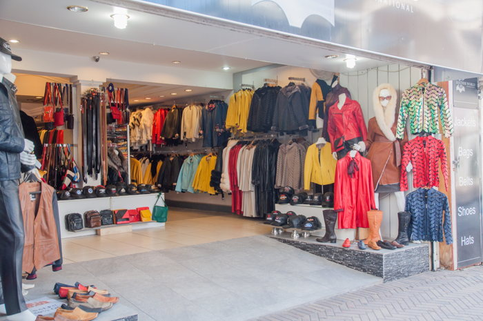 boutiques - saint marteen- costa croisières