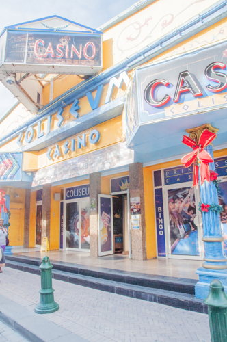 casino - saint marteen - costa croisières