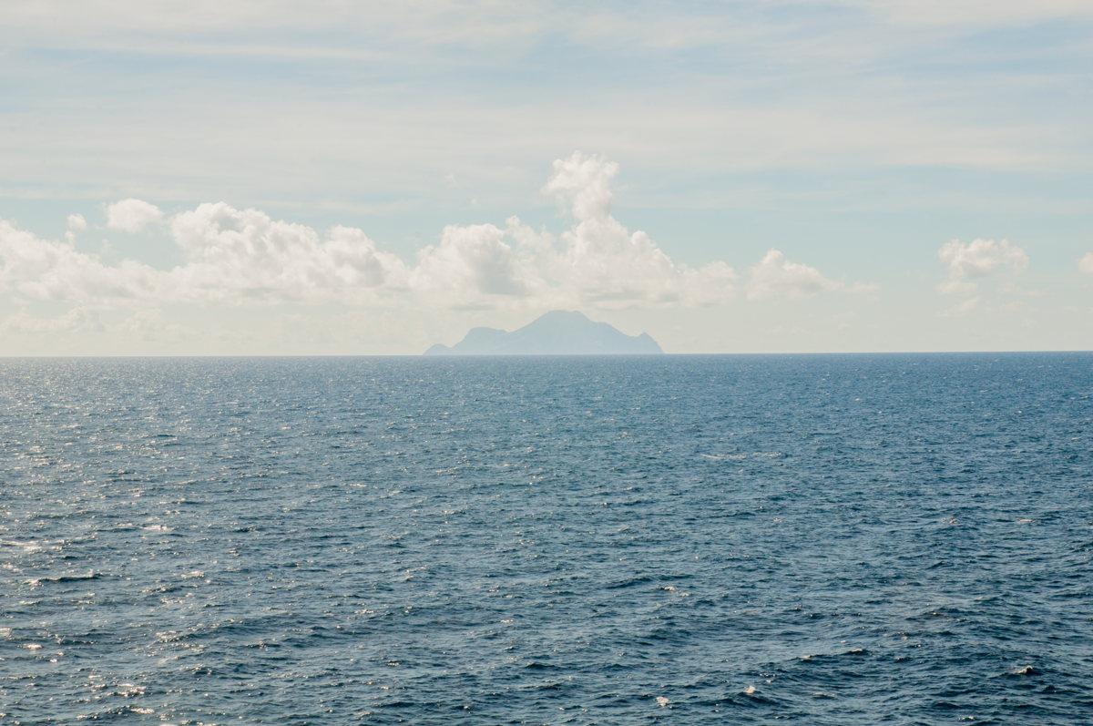Nous naviguons autour des îles des Caraïbes !